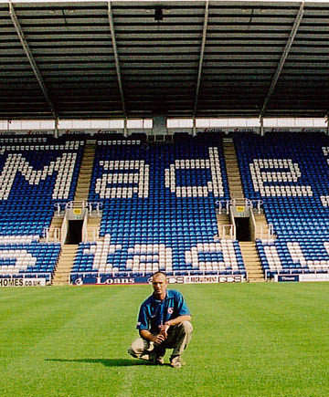 Jem and the Mad Stad!